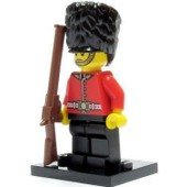 Lego Figurines � Collectionner: Garde Royale Mini-Figurine (S�rie 5)