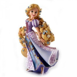 Disney Haute Couture Statue R�sine Raiponce