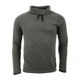 Tee-Shirts Manches Longues Hommes Crossby Anthracite