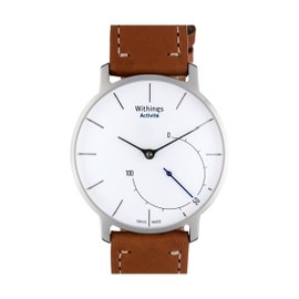 Montre Connect�e Withings Bracelet Cuir - Withings Activit�