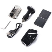 Hot Voiture Kit Clip Visi�re Mains Libres Sans Fil Bluetooth 4.0 Haut-Parleur Ac242