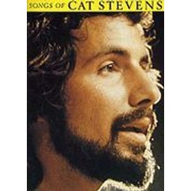 Livre de Partitions de chansons de CAT STEVENS