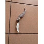 Couteau De Poche Squelette Hells Angels