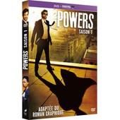 Powers - Saison 1 - Dvd + Copie Digitale de David Slade