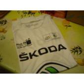 Maillot Skoda Tour De France 2014