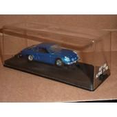 [8] Miniature 1/43�me : Renault Alpine Berlinette A 110 - Couleur Bleu - Marque : Verem