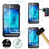 Samsung Galaxy Xcover 3 Sm-G388f: 1 Film De Protection D'�cran Verre Tremp�