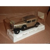 [50] Miniature 1/43�me : Renault Reinastella Type Rm2 - Couleur Vieux Bronze - Marque : Solido Ao