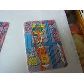 Carte T�l�phone - Le Double Effet Cabines T�l�phoniques - Avantage N� 3- A L Abri Des Intemp�ries - 50 U