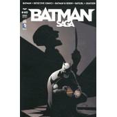 Batman Saga N� 40, Septembre 2015 de Collectif