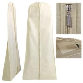 Lot De 10 Housses De Protection Respirantes Pour Robes De Mari�e Ou De Soir�e 182cm