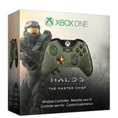 Manette Sans Fil Halo 5 : Guardians Motif - Master Chief Pour Xbox One