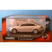 Audi A6 3.2 2005 Silver Oliex 1/43 Silber Grise Gris Berline Saloon