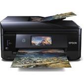 Imprimante Jet D'encre Epson Expression Premium Xp-830 |Multifonction Avec Ecran Tactile - Wifi - Cartouches S�par�es