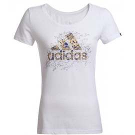 Adidas Performance T-Shirt Foil Logo