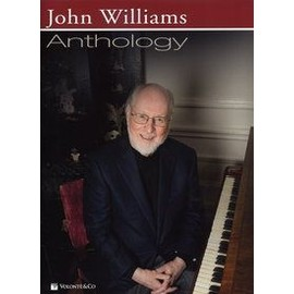 WILLIAMS JOHN ANTHOLOGY PIANO ET ACCORDS CHIFFRES