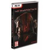 Jeu Pc Konami Metal Gear Solid 5 : The Phantom Pain D1