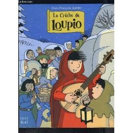 Occasion, La Creche De Poupio- Ouvrage Contenant 1 Cd Audio- 1 Livret De 8 Pages- 1 Décor À Monter Soi-Même (Sans Les Personnages)