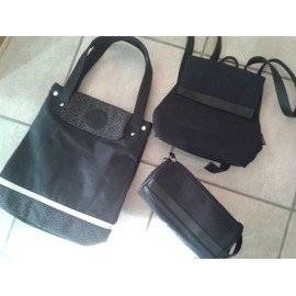 Sac - Lot De 2 + 1 Trousse