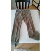 Pantalon Celio Velours Taille 38
