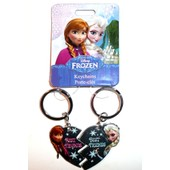Porte Cl�s Frozen Reine Des Neiges