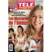 T�l� Magazine / 07-02-2011 N�2884 : H�l�ne Rolles Et Les Gar�ons / Patrick Puydebat (3p)