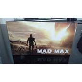 Artbook Mad Max de warner bros