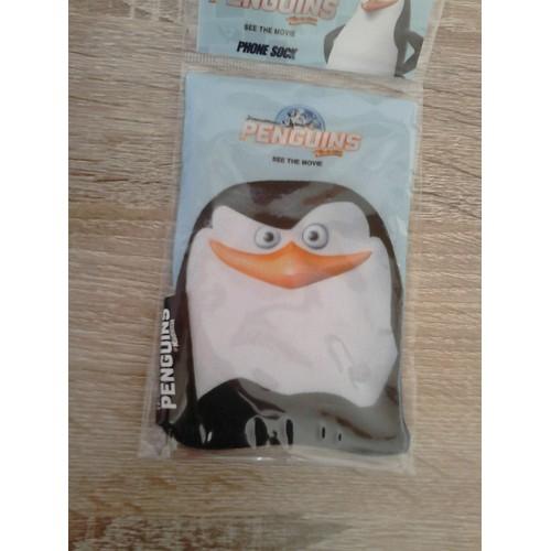 Chaussette portable penguins