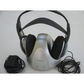 casque sans fil UHF st�r�o Firstline FWA863