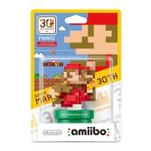 Amiibo Super Mario Bros - Mario Classique : Rouge