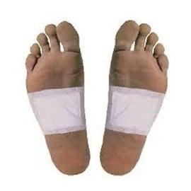 10 X Herbal Detox Pied Pads Patches �liminer Les Toxines Du Corps R�gime De Perte De Poids Sant� Foot Patch La Rustine