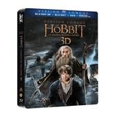 Le Hobbit : La Bataille Des Cinq Arm�es - Version Longue - Blu-Ray3d + Blu-Ray+ Dvd + Copie Digitale de Peter Jackson
