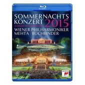 Sommernachts Konzert 2015 (Summer Night Concert) - Blu-Ray de Henning Kasten