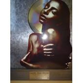Sade Disque De Platine (300000 Ex Vendus) Love Deluxe 1993
