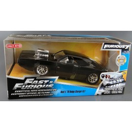 Véhicule DODGE Charger RT 1970 Fast and Furious 7 au 1/24