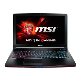 MSI GE62 2QF 294XFR Apache Pro