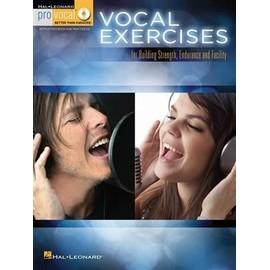 Exercises Vocal avec cd