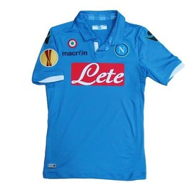 Maillot Naples Europe Saison 2014/2015