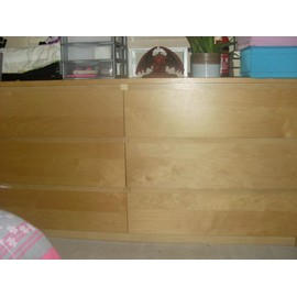 Commode ikea page 2 achat vente neuf d 39 occasion - Commode ikea malm 6 tiroirs occasion ...