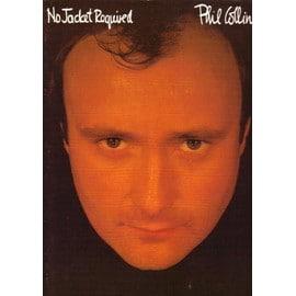 "Songbook ""No Jacket required"" de Phill Collins"