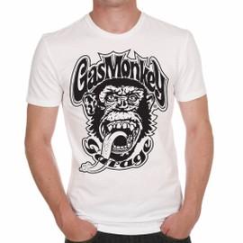 T-Shirt Uraeus Gasmonkey Gas Monkey Garage