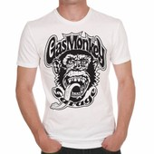 T-Shirt Uraeus Gasmonkey Gas Monkey Garage
