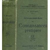 Dictionnaire Manuel Illustre Des Connaissances Pratiques - Biblotheque De Dictionnaires Manuels Illustres de BOUANT E.