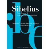 Sibelius - 2�me Symphonie (1cd Audio) de daniel paul