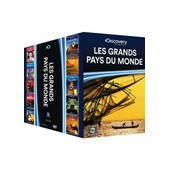 Discovery Channel - Les Grands Pays Du Monde - Pack