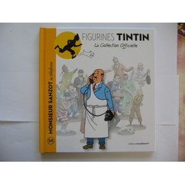 Collection Tintin N� 54 - Monsieur Sanzot Au T�l�phone