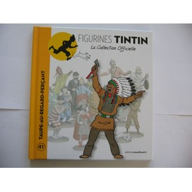 Collection Tintin N� 41 - Taupe- Au - Regard - Per�ant