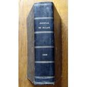Journal Du Palais Recueil Le Plus Ancien Et Le Plus Complet De La Jurisprudence.Ann�e 1863. de GELLE