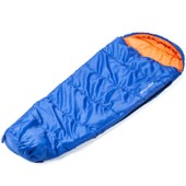Skandika Vegas Junior - Sleeping Pod Sac De Couchage Enfant - 170 X70 Cm - Bleu