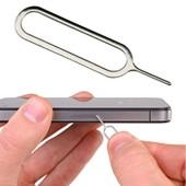 �jecteur Tiroir Carte Sim Pour Iphone 6 4.7 5.5 Plus 5s 5c 5 4s 4 3g 3gs